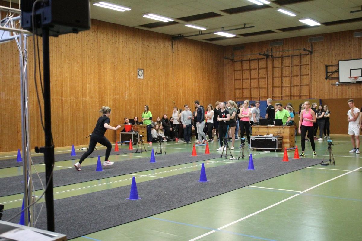 Die AOK- Sportstour